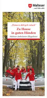 Download Flyer Ambulanter Pflegedienst